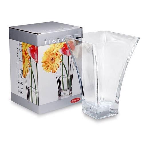 Flora ваза клеш h14см без п/уп (6) рубля